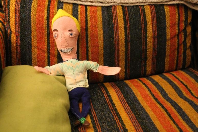 Billy Manes doll