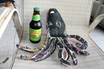 Stuffed octopus   Design by Paige Garren Young