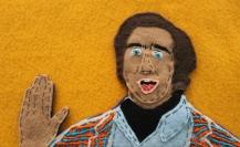 Andy Kaufman zine detail